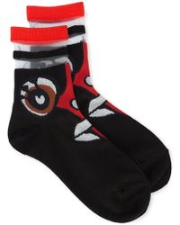 Tsumori Chisato - Printed Socks - Lyst