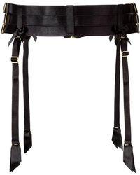 Bordelle - Strap Suspender Belt - Lyst