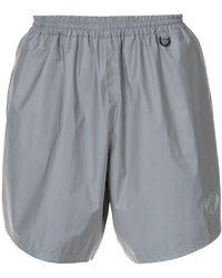 we11done - Reflektierende Shorts - Lyst
