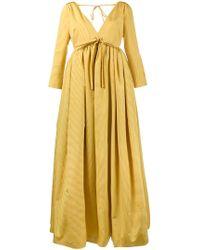 Rosie Assoulin - Le Petit Trianon Front Button Dress - Lyst
