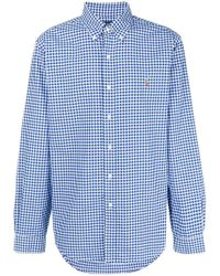 Ralph Lauren - Checked shirt - Lyst