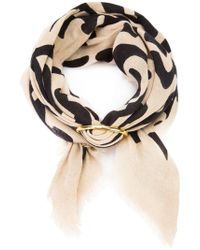 Lizzie Fortunato - Groovy Floral Scarf - Lyst