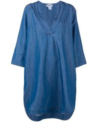 Hope - Denim Tunic Dress - Lyst
