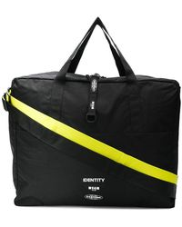 MSGM - Rectangle Shaped Holdall - Lyst