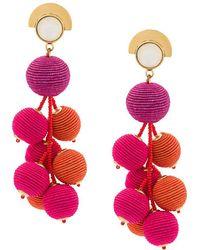 Lizzie Fortunato - Hanging Drop Earrings - Lyst