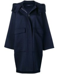 Sofie D'Hoore - Candia Hooded Coat - Lyst