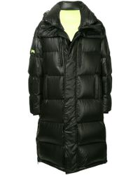Juun.J - Long Padded Coat - Lyst