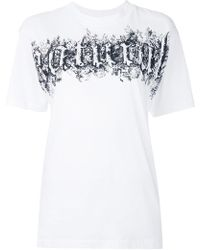 Off-White c/o Virgil Abloh - Printed T-shirt - Lyst