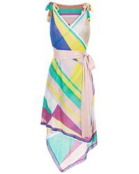 Cecilia Prado - Alanis Midi Dress - Lyst