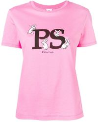 PS by Paul Smith - Short Sleeved T-shirt - Lyst