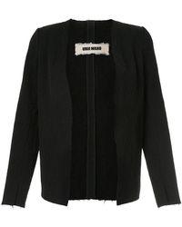 Uma Wang - V-neck Jacket - Lyst