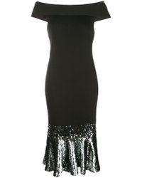 Sachin & Babi - Fitted Midi Dress - Lyst