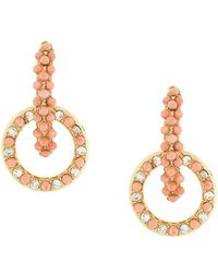 Ca&Lou - Adeline Pearl Earrings - Lyst
