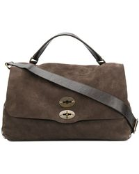 Zanellato - Wide Shoulder Bag - Lyst