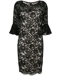 DKNY - Lace Dress - Lyst