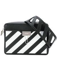 Off-White c/o Virgil Abloh - Diagonal Camera Belt Bag - Lyst