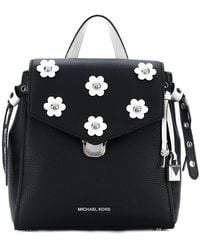 MICHAEL Michael Kors - Bristol Floral Appliqué Small Backpack - Lyst