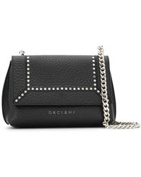 Orciani - Flap Closure Crossbody Bag - Lyst