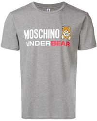 Moschino - Underbear Night Suit - Lyst