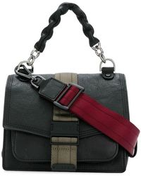 DIESEL - Structured Shoulder Bag - Lyst
