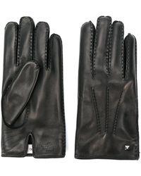 Valentino - Stud Detail Gloves - Lyst