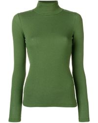 Each x Other - Fitted Turtle Neck Sweater - Lyst