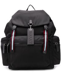 Bally - Top Flap Backpack - Lyst