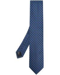 Ermenegildo Zegna - Printed Style Tie - Lyst