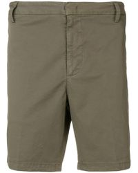 Dondup - Short chino classique - Lyst