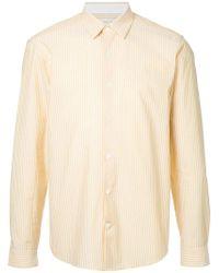 Cerruti 1881 - Striped Shirt - Lyst