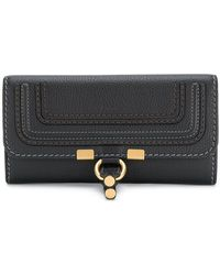 Chloé - Marcie Long Wallet - Lyst
