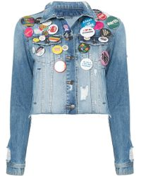 Veronica Beard - Cropped Pin Jacket - Lyst