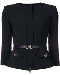 Elisabetta Franchi - Jacket For Women - Lyst
