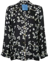 Macgraw - He Loves Me Pyjama Shirt - Lyst
