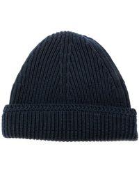 Maison Margiela - Classic Knitted Beanie Hat - Lyst