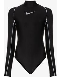 3ae092cea Wmns Baselayer Body Underwear. £45. Slam Jam Socialism · Nike - X Ambush  Nrg Ca Bodysuit - Lyst