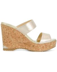 Jimmy Choo - Parker Sandals - Lyst