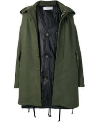 Societe Anonyme - Layered Hooded Parka - Lyst