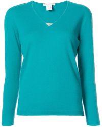 Fabiana Filippi - V-neck Sweater - Lyst