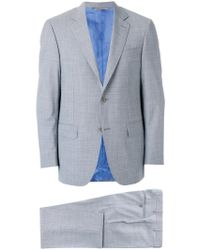 Canali - Classic Two-piece Suit - Lyst