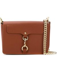 Rebecca Minkoff - Mab Flap Cross Body Bag - Lyst