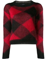 Woolrich - Diamond Pattern Jumper - Lyst