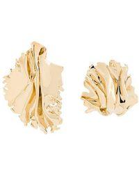 Annelise Michelson - Sea Leaves Earrings - Lyst