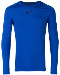 Nike - Top compression - Lyst