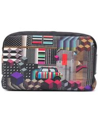 Paul Smith - Printed Wash Bag - Lyst