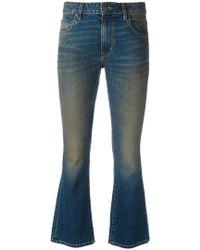 6397 - Mini Kick Jeans - Lyst