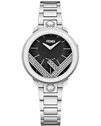 Fendi - Embellished Run Away Watch - Lyst