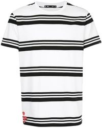 The Upside - Striped Crew Neck T-shirt - Lyst