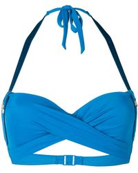 Marlies Dekkers - Kiss Deep Plunge Bikini Top - Lyst