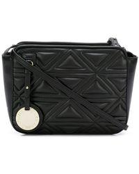 55cfcda7d9 Twist Lock Shoulder Bag. £230. Farfetch · Emporio Armani - Y3h121yh60a80001  - Lyst